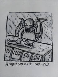 Sushi humano de lo profundo by Vlad-Ravenfall