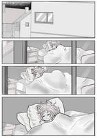 Monster under the Bed page 1 by Kell0x