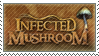 Infected Mushroom Stamp by mrsquareplz