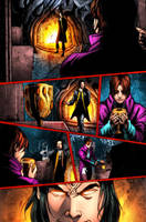 Wheel of Time 10 page 2 by NicChapuis