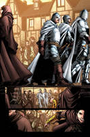 Wheel of Time 11 page 1 by NicChapuis