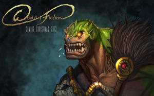 World of Ficton Orc by NicChapuis