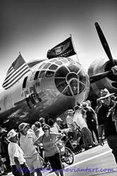 B-29 FiFi by cgauss
