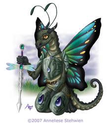 Iridessa Dragonbelch by Calico-Tiger