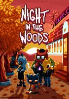 Night in the Woods by bbrunomoraes