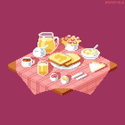 Day 9 - Breakfast by bbrunomoraes