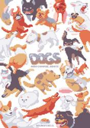 Dogs by bbrunomoraes