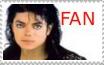 Michael Jackson fan stamp by DNA-inkergurl