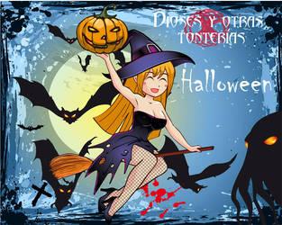 Dioses y Halloween by Zeentury