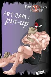 Art jam pin up Genares by Zeentury