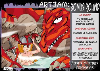 Art-jam special: bonus round! by Zeentury