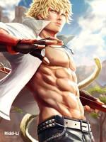 Sun Wukong by Ridd-Li