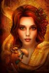 My name is Autumn by mari-na