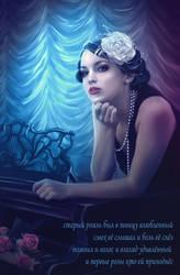 Old piano by mari-na