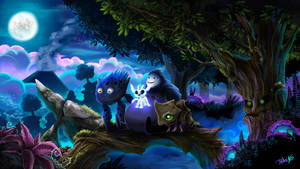 Ori and The Blind Forest by Marrazki