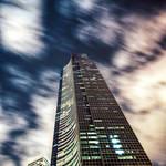 Night Tower by augustmobius