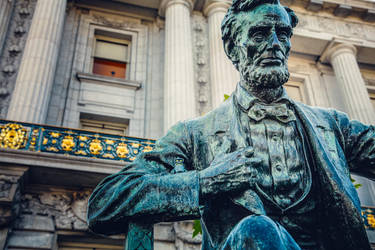 Abe + Bender by augustmobius