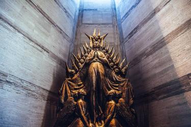 Saint Mary by augustmobius