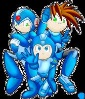 Triple Mega by MintStarMari