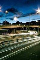 Tasman Bridge - Long Exposure by alexwise