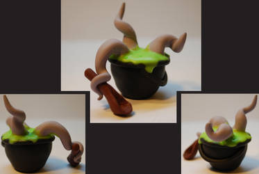 Witch's cauldron by Hollandlop92