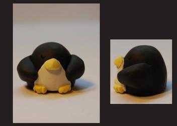 Penguin by Hollandlop92
