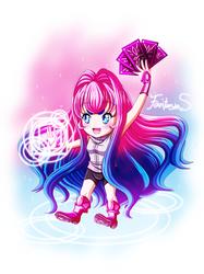 Layla.Chibi Ver by FantasiaSaver