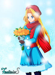 Maria ready for Winter by FantasiaSaver