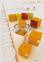 Fruits Packaging by FantomeDeLaMusique