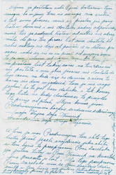 60 years old letter - back by filmowe
