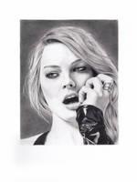 Margot Robbie by PacoMolinari