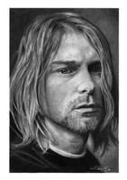 Kurt Cobain by PacoMolinari