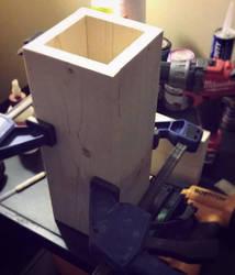 [ 9 / 12 ] Vintage Box by CloudSwallowingMan