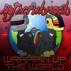 Wrappin Up The World Cover Art by FroyoShark
