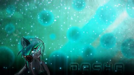 Dasha Wallpaper by FroyoShark
