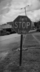 Don't Stop Lovin by FordPrefectWonTheBet