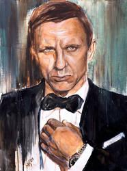 Mr. Bond by Martinkumnick