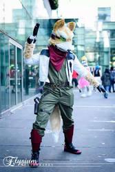 Star Fox inbound!!! by mustang-revolver