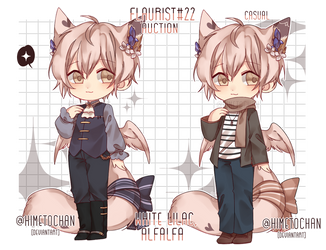 [CLOSED_AUCTION] Flaurist#22 by Himetochan