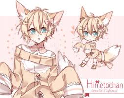 Blanche by Himetochan