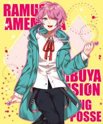 R A M U D A by Himetochan
