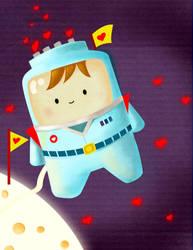 Spaceman by darklady82