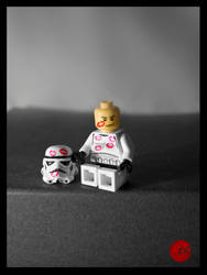 Everyone loves a stormtrooper by Z199Y360
