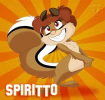 Spiritto by nanook123