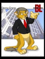 Fuzzy Legal:  Denny Crane by nanook123