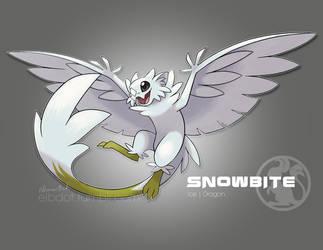 Fakemon Snowbite by elbdot