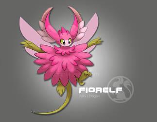 Fakemon Fiorelf by elbdot