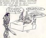 Duel Emperor vs Horus by Inquisitor-Hein