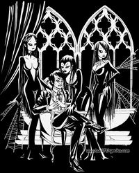 Dracula's Brides by Twelfthgecko