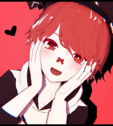 am i cute? by CKiryuu